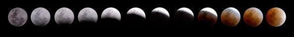 Lunar Eclipse 21 February 2008