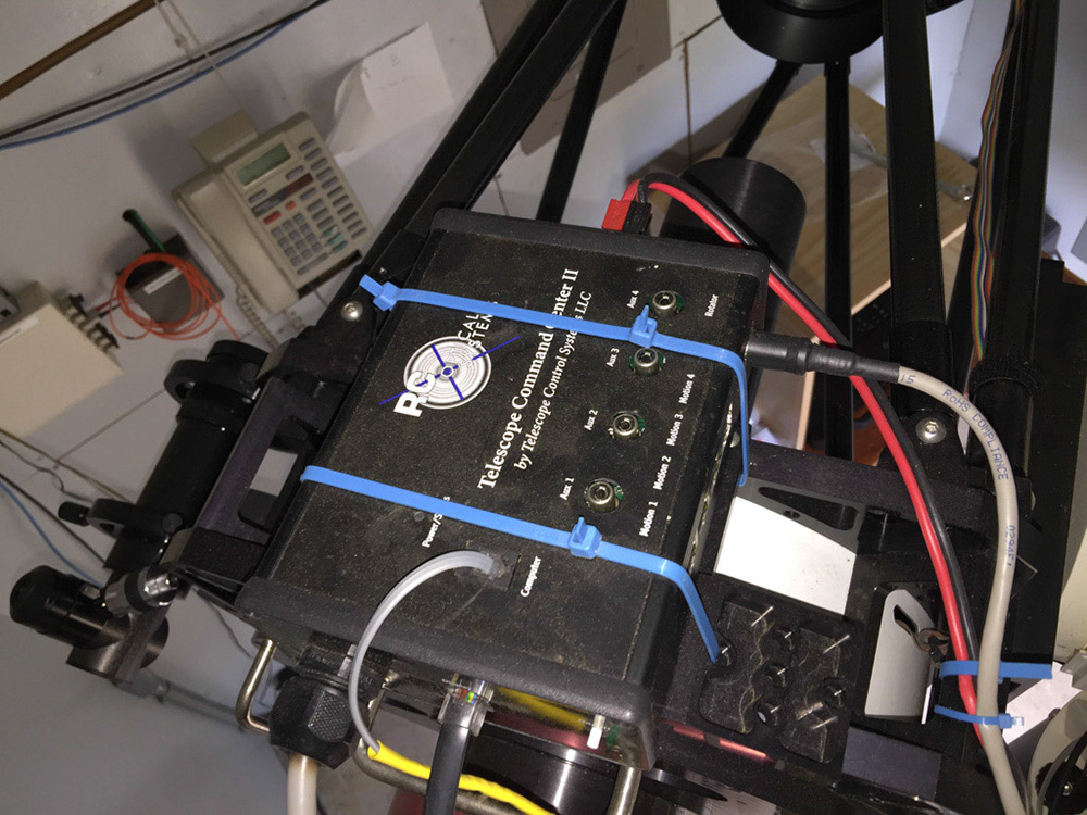 Electronic Controller for Focuser Assembly