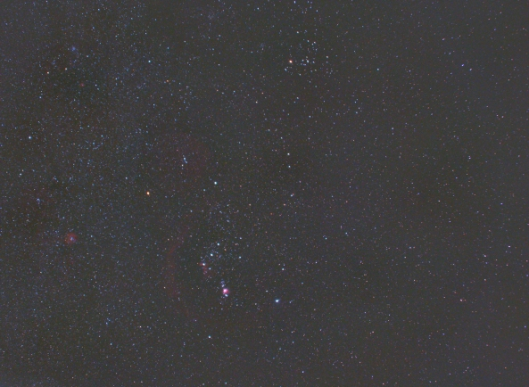 Orion and Taurus Wide Field 2020-01-18