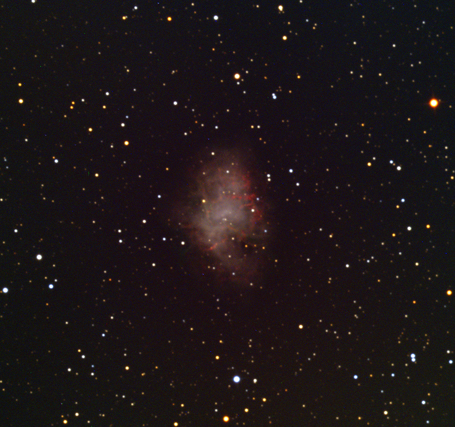 M-1, the Crab Nebula