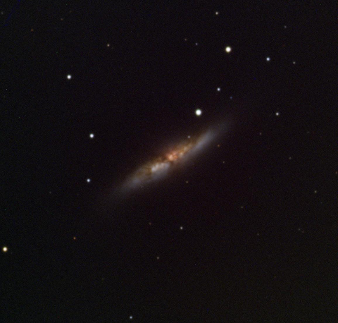M-82 Galaxy