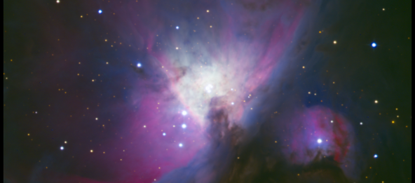 M-42 Orion Nebula